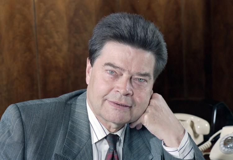 Борис Панкин. Фото: Песов Эдуард/Фотохроника ТАСС