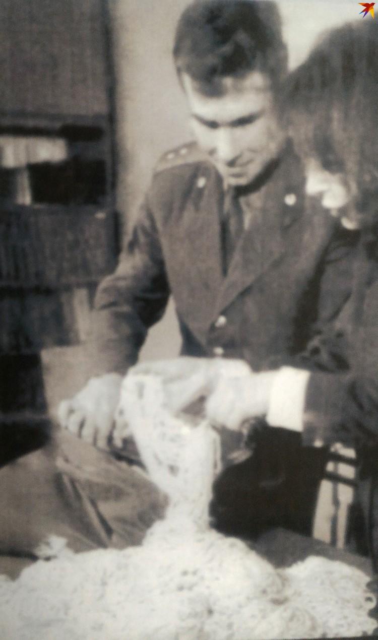 В 70-е контрабандой везли даже пряжу. Фото: из архива Брестской погрангруппы.