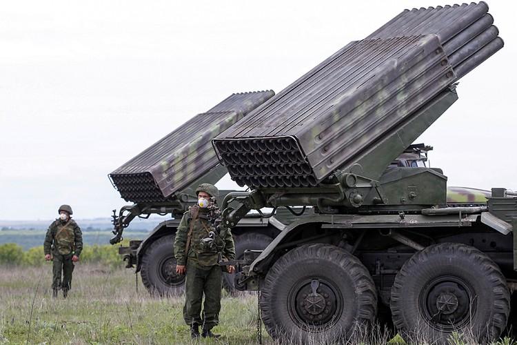 Республики решились на «ответку» Украине. Потому что ее артогонь достиг интенсивности первого года войны