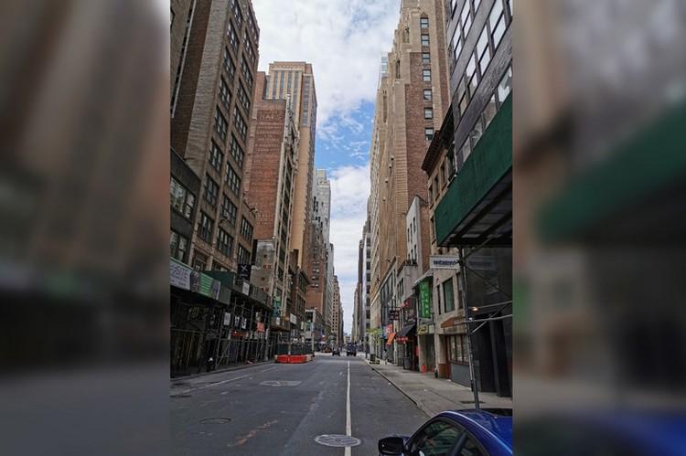 Нью-Йорк за прошедший месяц изменился до неузнаваемости. Фото: личный архив.