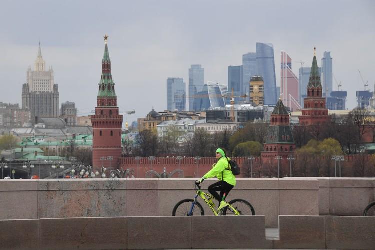 Про велосипед в запретительных документах ничего не сказано.