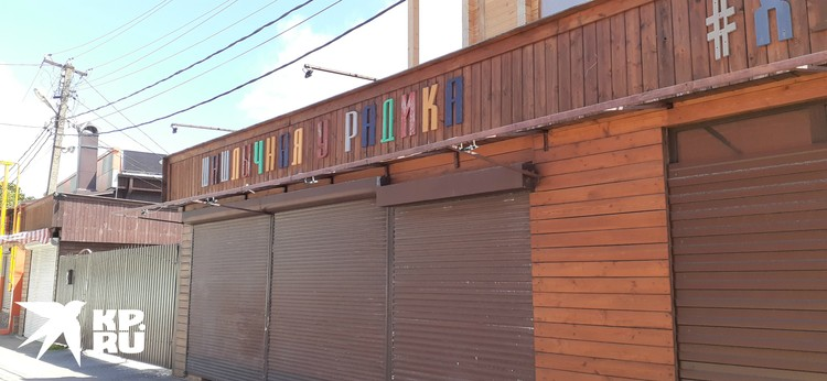 Все торговые точки у пляжа и кафе закрыты по-прежнему