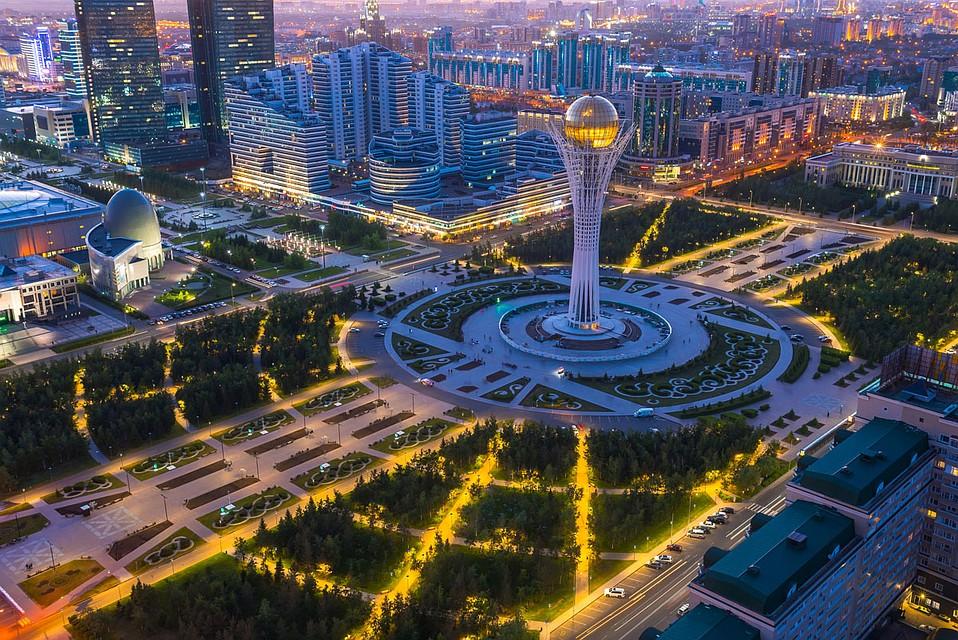 Нур-Султан - столица Республики Казахстан Фото: Shutterstock
