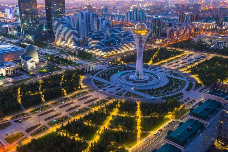 Нур-Султан - столица Республики Казахстан