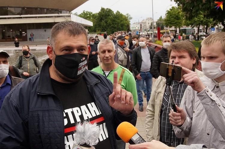 Тихановского признали политзаключенным