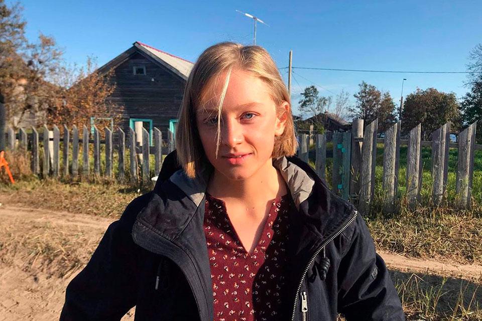 Ольге Бодровой 22 года.