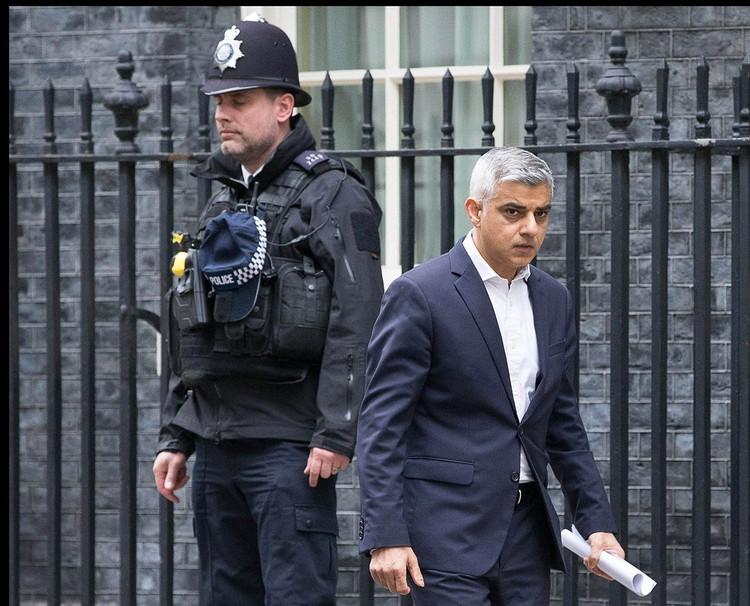 Нынешний мэр Лондона - член лейбористской партии, мусульманин Садык Хан.