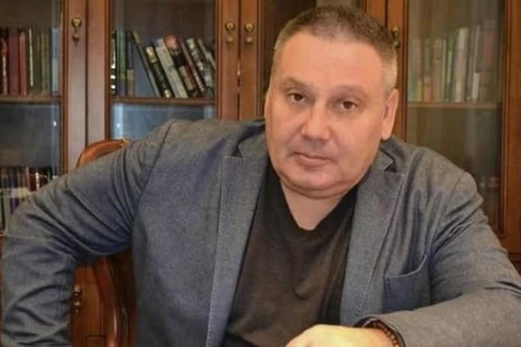 Социолог Евгений Копатько. Фото: архив Евгения Копатько