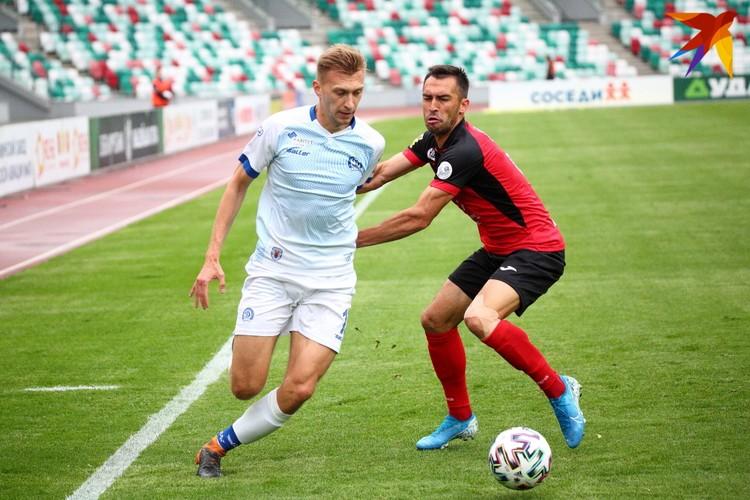 Владислав Климович против Юрия Пантя.