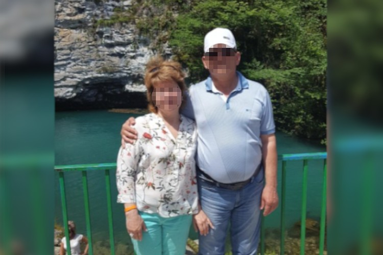 В Q7 находилась супружеская пара из Башкирии