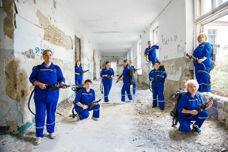 Так выглядят настоящие супергерои. За плечами медиков реально спасенные жизни. Фото: Станция скорой помощи Коркино