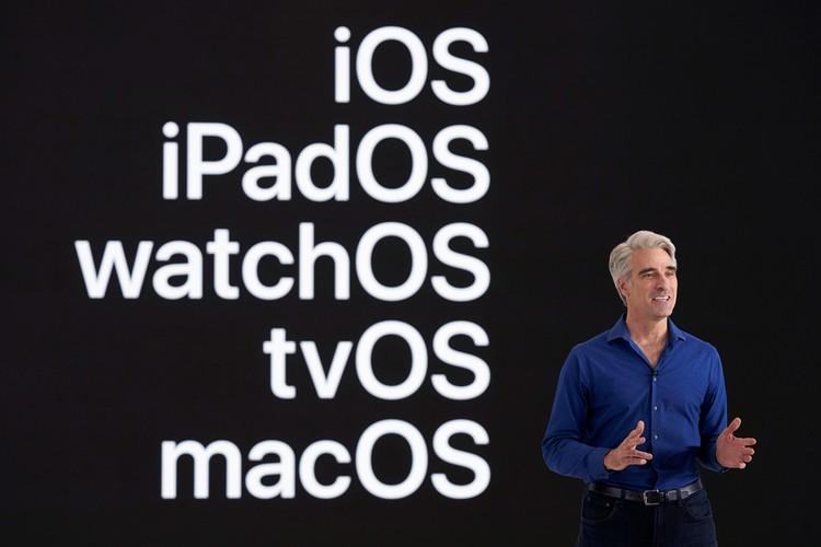 Как всегда, много новых наворотов в iOS. Теперь у нее индекс 14