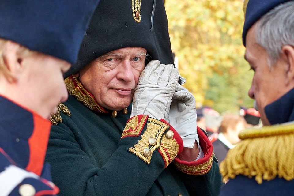 Соколов любил говорить о Наполеоне Фото: Артем КИЛЬКИН (архив)