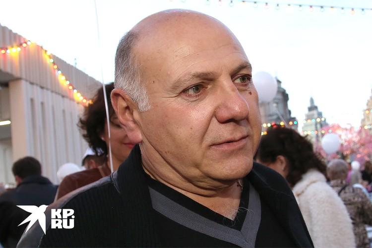 Сергей Газаров.