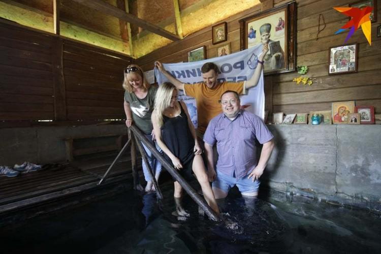 Проект «Родники Беларуси» продолжает искать самую чистую воду.