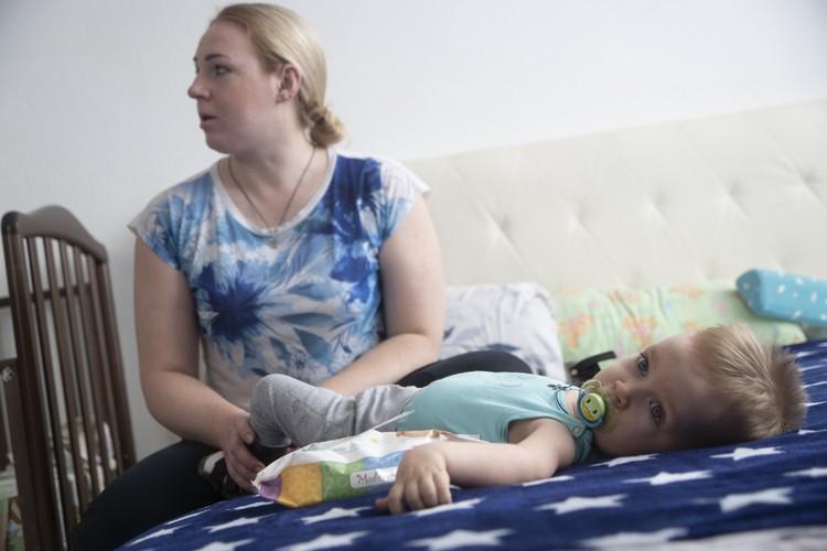 У Юлии Лабутиной еще двое детей кроме Саши.