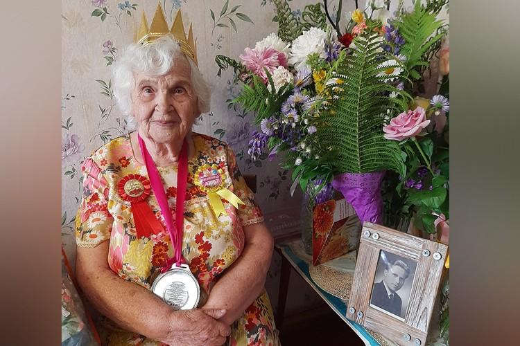 25 июня Руфине Васильевне исполнилось 90 лет. Фото: предоставлено героем публикации