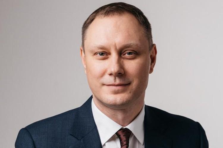 Врио ректора УГАТУ Сергей Новиков