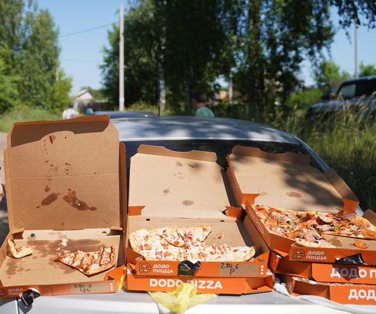 Пицца от «Додо» в путешествии еще вкуснее!