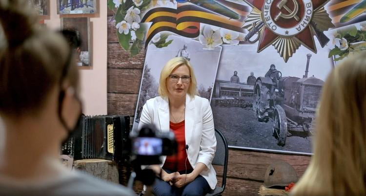 Заместитель главного редактора газеты «Сельский труженик» Татьяна Нагорнова рассказала «Комсомолке» военную историю своей семьи.