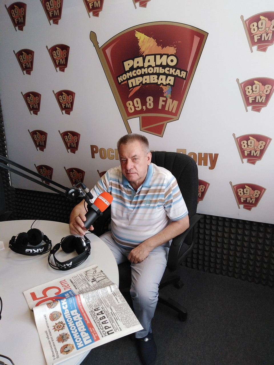Генеральный директор АО «Центральный рынок» Юрий Муковоз. Фото: Дадаян Давид