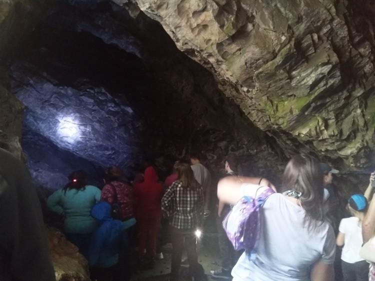 Режим ограничений туристов в Сугомакской пещере не пугает