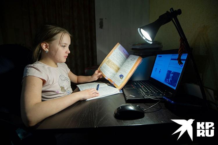 Цифровая образовательная среда дает возможность увидеть трансляции лучших урок других школ.