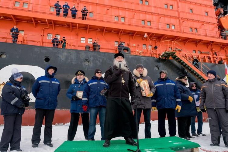 Мы должны сделать Арктику двигателем экономики страны, основой обеспечения нового качества жизни населения, а также примером реализации стратегических проектов развития. Фото: Анастасия Барей