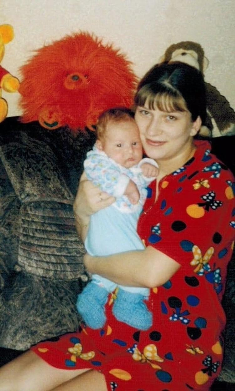 Марине был 21 год, когда ее сбила машина. Фото: личный архив героя.