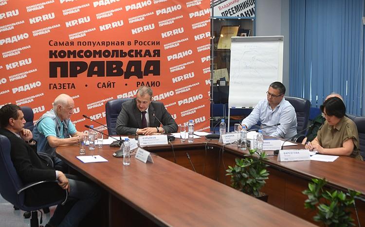 Вчера в пресс-центре «Комсомольской правды» были представлены итоги прокурорской проверки обстоятельств гибели группы Игоря Дятлова
