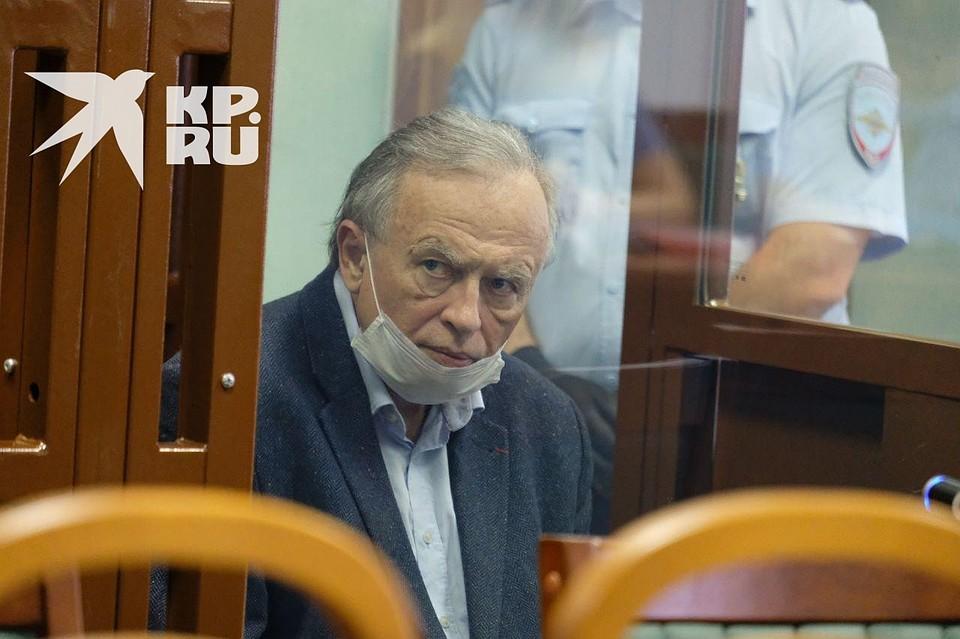 Соколов не стал задавать вопросы студенту Фото: Артем КИЛЬКИН