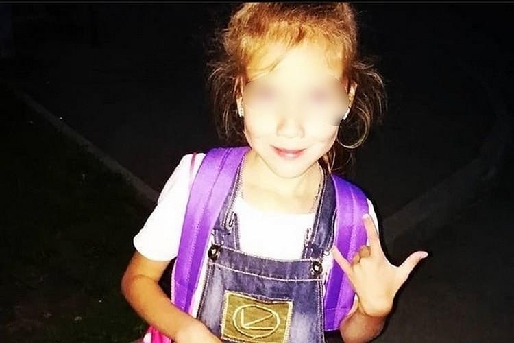 Вика не дожила до своего 9 дня рождения все два дня. Фото: личная страница мамы убитой девочки.