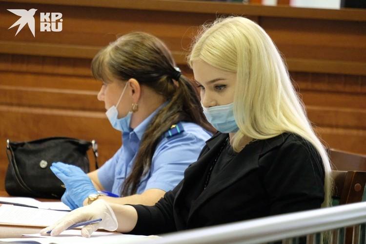 Адвокат семьи Анастасии Ещенко