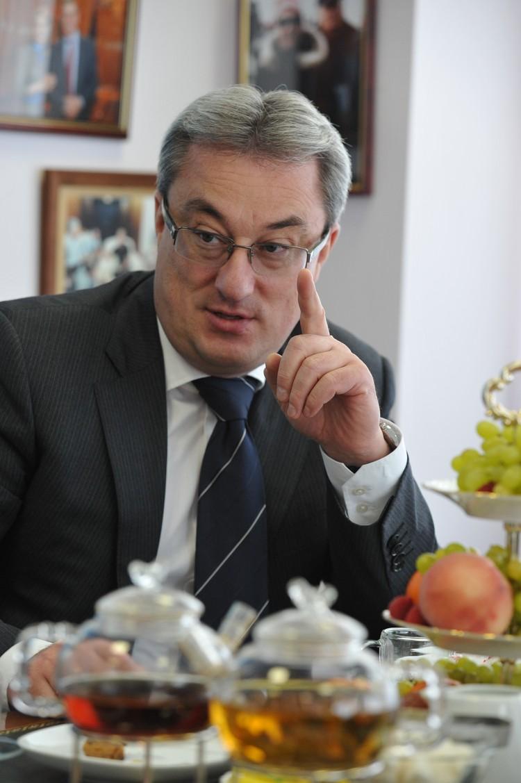 Гайзер получил 11 лет колонии и штраф 160 млн. рублей.