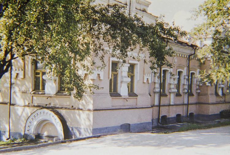 В 1977 году дом Ипатьева снесли. Фото: ТАСС