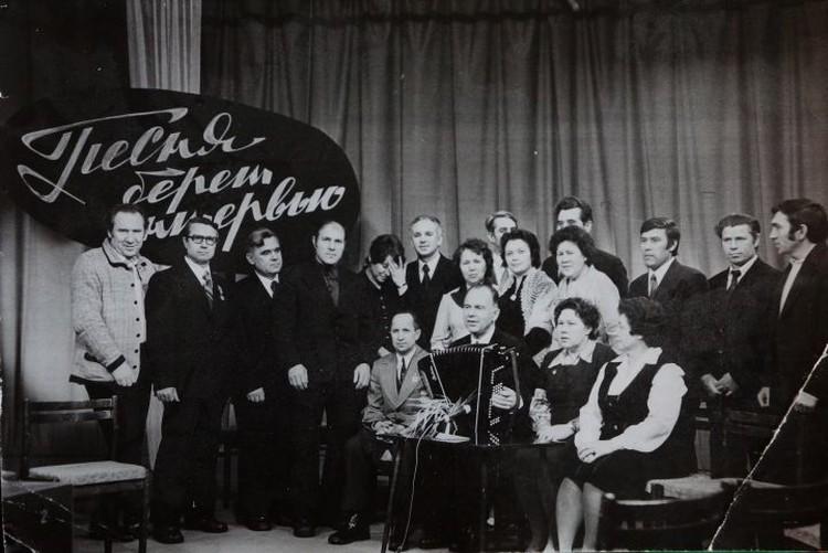 Евгений Родыгин был одним из самых популярных советских композиторов. Фото: из личного архива семьи Родыгиных