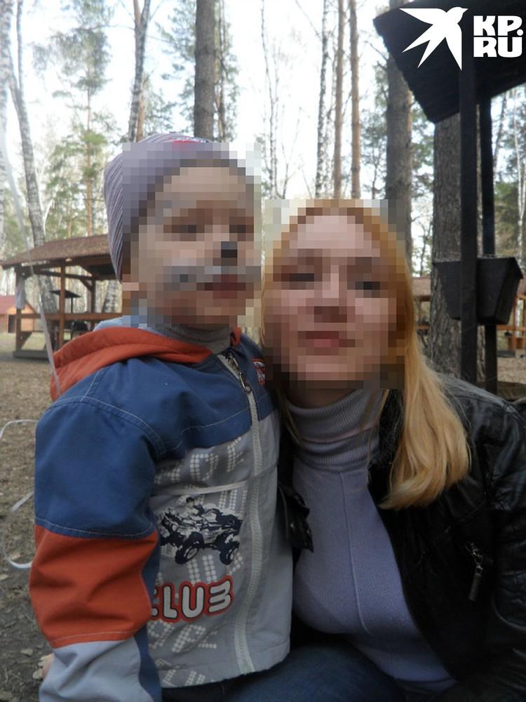 Младший сын не ходит в садик. Фото: личный архив.