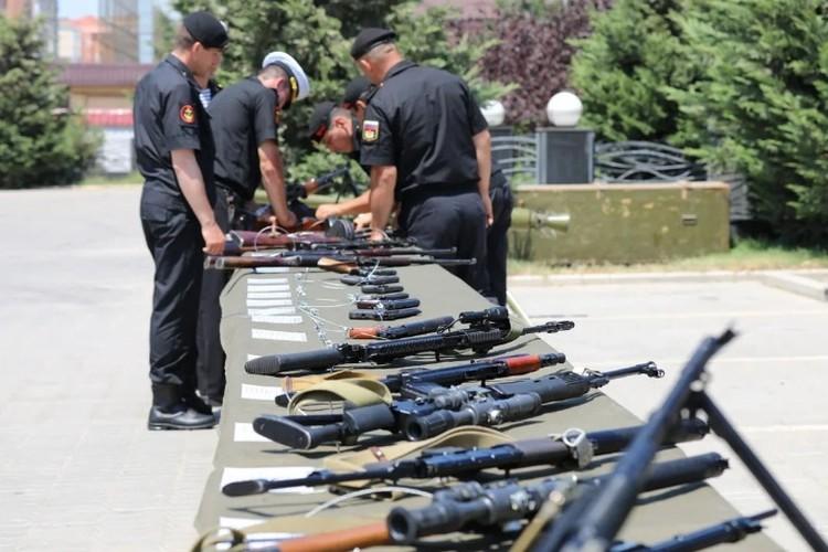 Фото: пресс-служба Южного военного округа