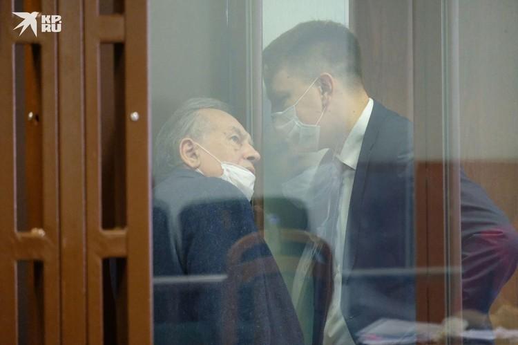 Соколов хотел дать показания, но потом передумал