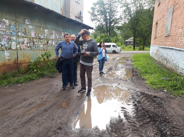 Дорогу будут передавать в собственность города