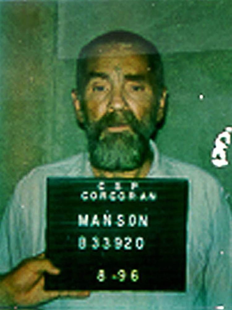 Чарльз Мэнсон.