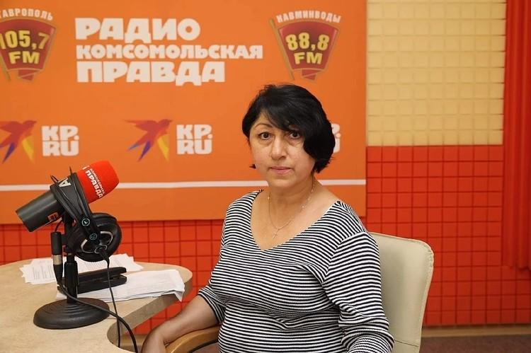 Заведующая терапевтическим отделением СККБ Анна Батаева рассказала, как ставропольцы восстанавливаются