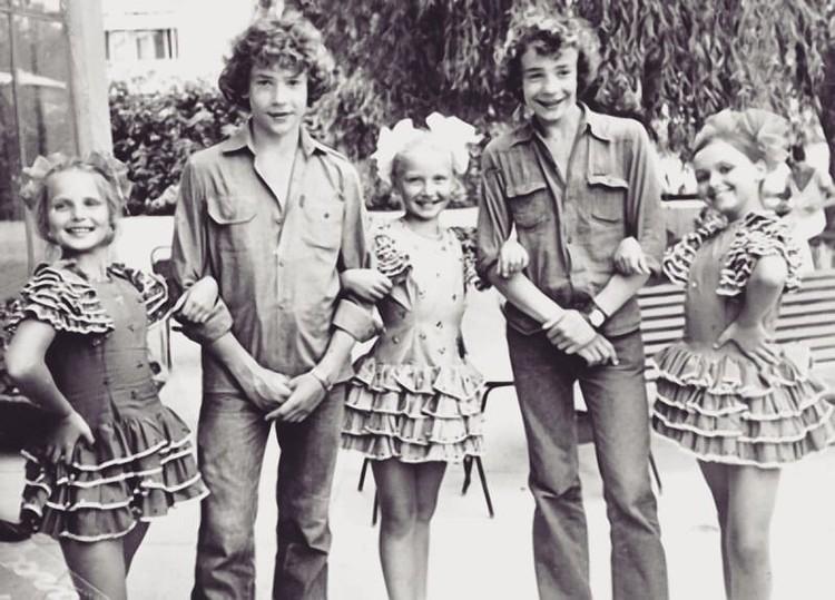 Братья Торсуевы приобрели всесоюзную известность. Фото: личный архив семьи Торсуевых.