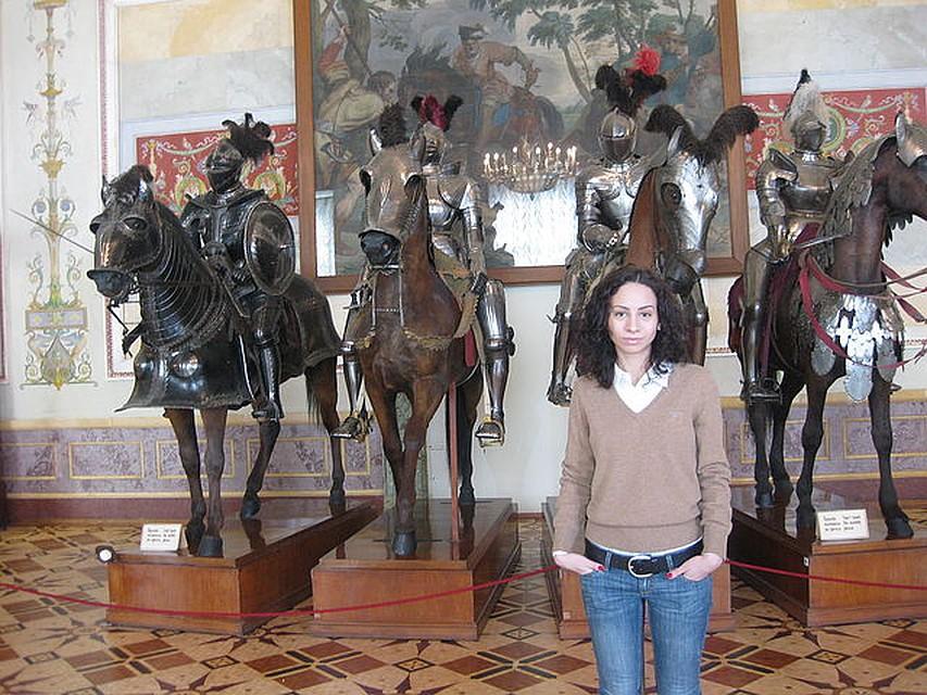 В Санкт-Петербург Марина Кохан переехала 10 лет назад Фото: СОЦСЕТИ