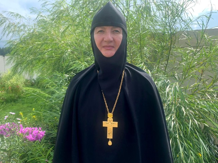 Матушка Варвара жила в монастыре 18 лет. Фото: Екатеринбургская епархия