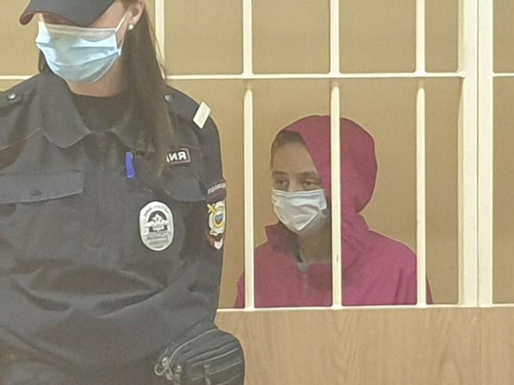Марина Кохал, расчленившая рэпера Картрайта, арестована до 30 сентября. Фото: объединенная пресс-служба судов.