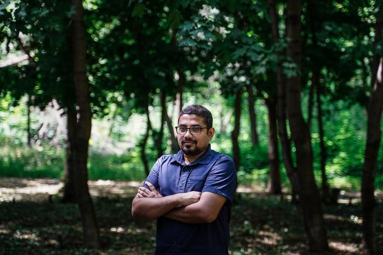 Раджат Мукерджи, преподаватель английского языка, фотограф