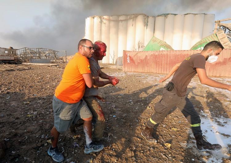 В результате взрыва пострадало около 3000 человек.