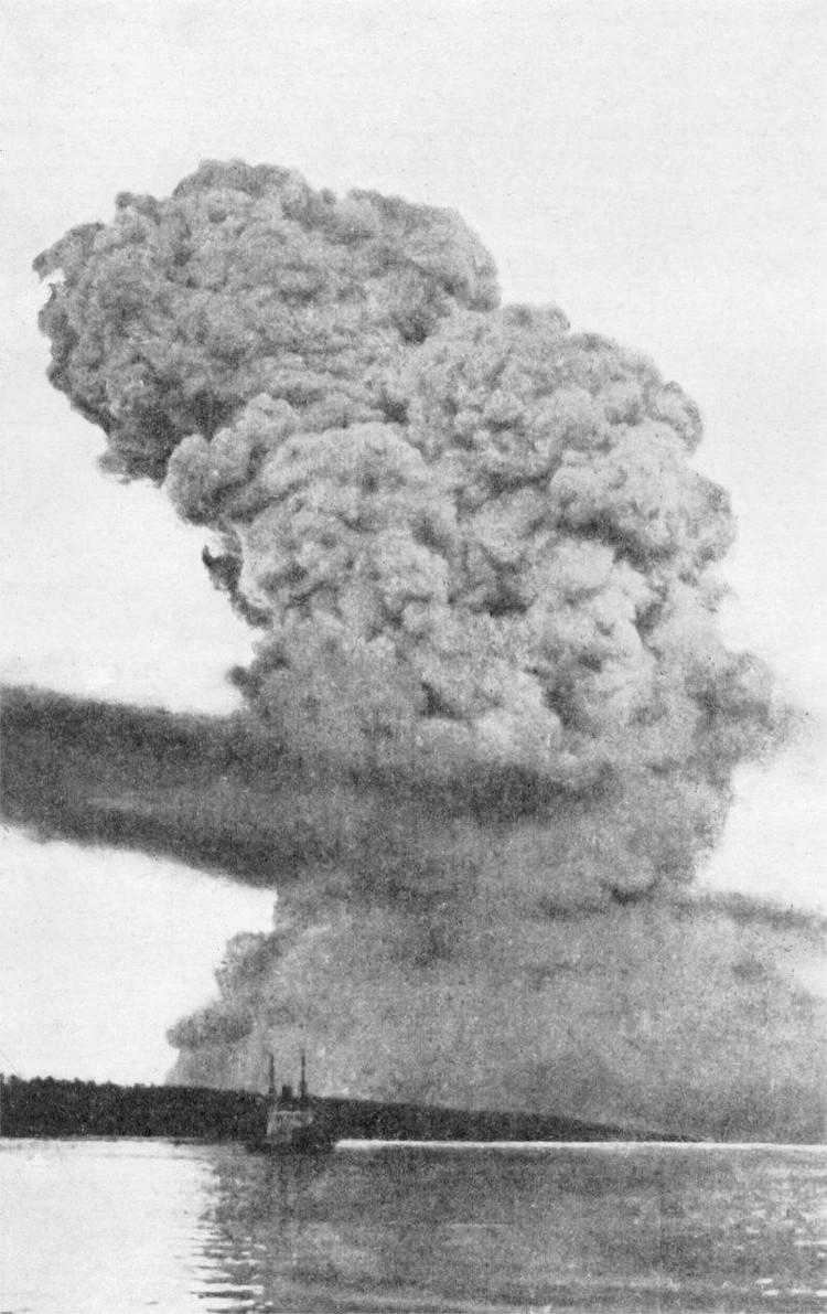6 декабря 1917 года мощный взрыв в гавани канадского города Галифакса унес почти две тысячи жизней.