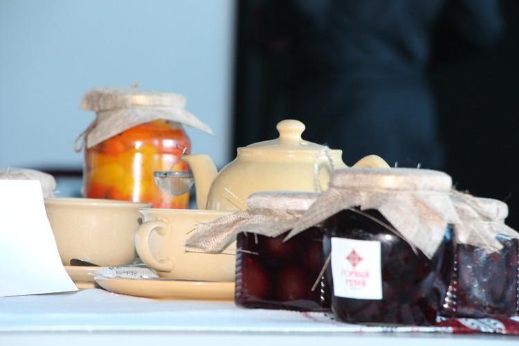 Крымский мед тоже пользуется спросом у отдыхающих